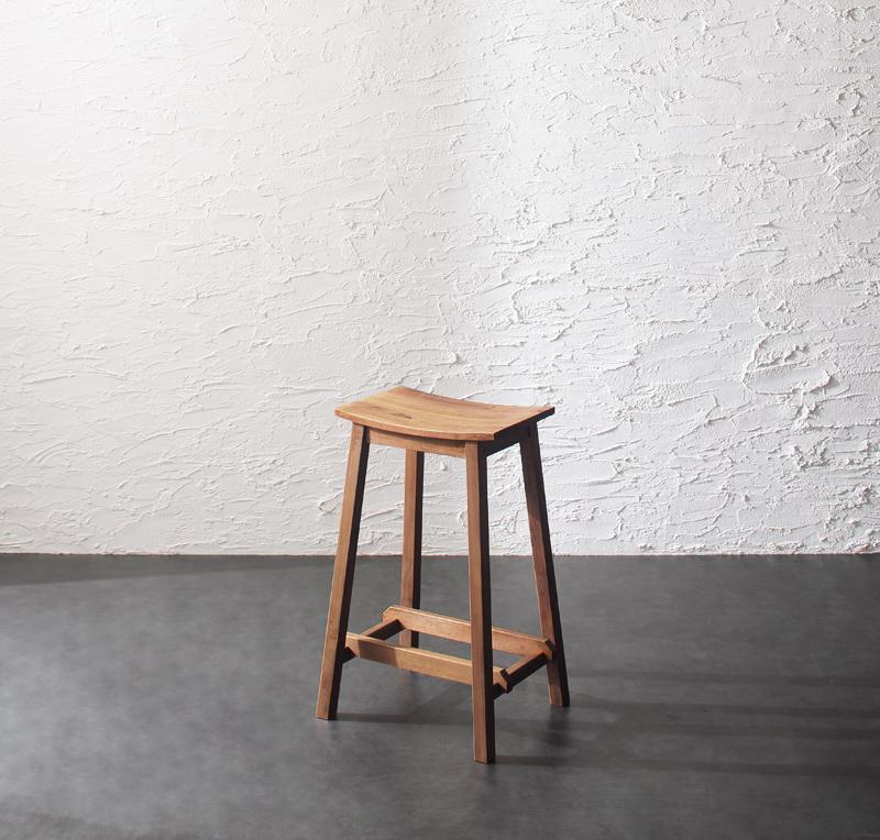 (送料無料) ハイスツール単品 スツール ルームガーデンファニチャーシリーズ プフランツェ ハイスツール 木製 アンティーク 北欧 木製スツール 腰掛 椅子 イス いす チェア モダン おしゃれ チェアー かわいい インテリア 一人暮らし