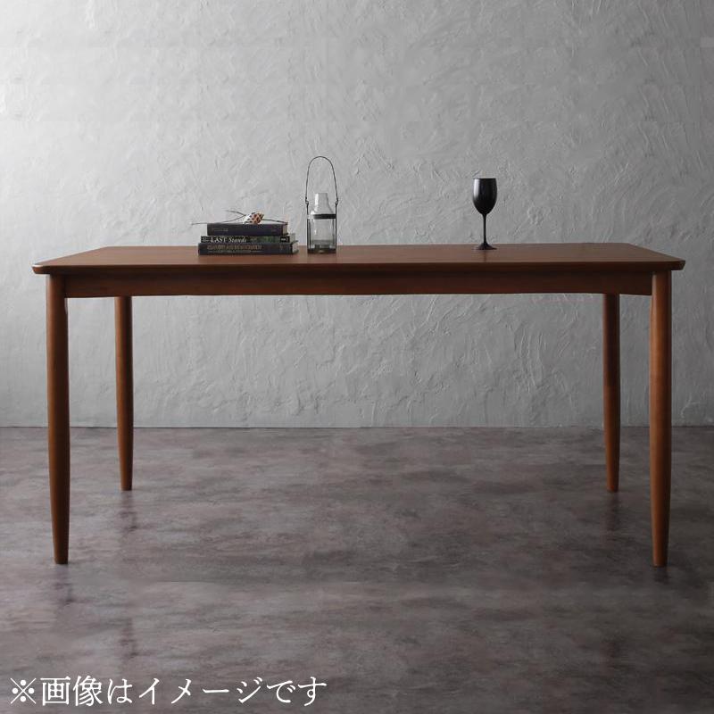 (送料無料) テーブル 120×75cm ウォールナット 4人掛け 4人用 ダイニングテーブル アンティーク調ウィンザーチェアダイニング オーカム ウォールナット材テーブル テーブル 食卓テーブル カフェテーブル 机 つくえ 作業台 木製 高級感 おしゃれ 北欧