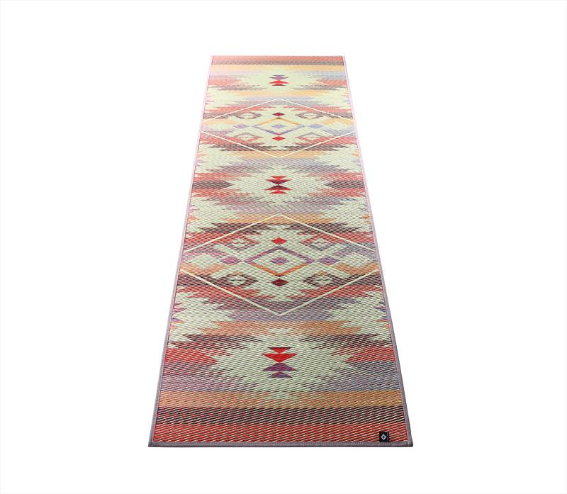 11柄から選べるデザイン国産畳ヨガマット プラウド 60×180cm