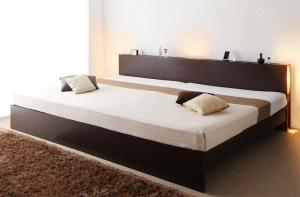 上品 送料無料 ベッドフレーム マットレス ワイドK240 セミダブルベッド 2台 連結ベッド すのこ 2段階高さ調整 国産 ベッド LANZA ランツァ 羊毛入りゼルトスプリングマットレス付き セミダブルサイズ 棚付き ライト付き コンセント 木製 スノコベッド 収納, ドラゴンクリスタル f998415b
