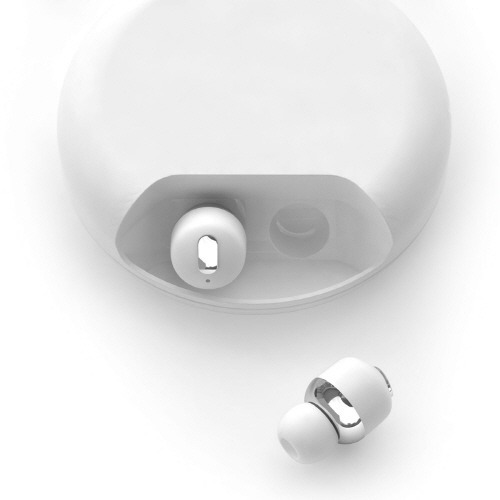 エールアコースティック エアーツインズ ホワイト AT9994(1コ入)