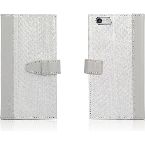 チューンウェア スネークブック iPhone 6 シルバー TUN-PH-000375(1コ入)