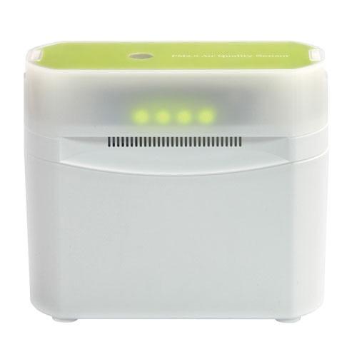 PM2.5対応BLuetoothほこりセンサー REX-BTPM25(1セット)