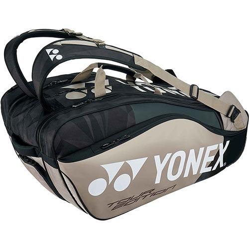ヨネックス ラケットバッグ9 リュック付 テニス9本用 プラチナ BAG1802N 695(1コ入)