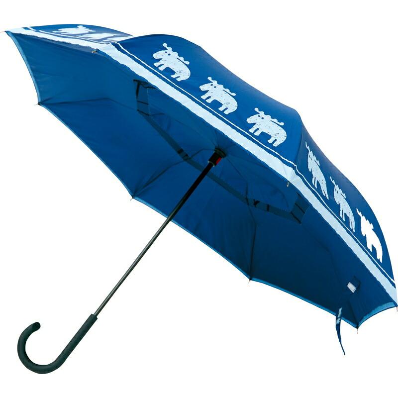 メンズ レディース ユニセックス 男女兼用 濡れにくい 男性 女性 まとめ買い5セット 逆さに開く二重傘 サーカス×モズ 逆さ傘 逆開き 逆転傘 逆折り式 反対開き かわいい 至高 雨具 2重傘 贈り物 店内全品対象 プレゼント 雨傘 記念品 かさ シンプル ギフト おしゃれ 便利 使いやすい 濡れない 可愛い