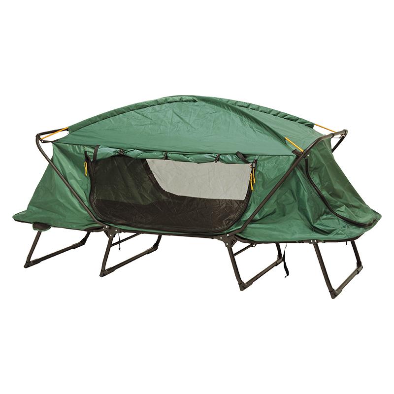 送料無料 アウトドア ベッド テント キャンピングベッド シングルサイズ テントベッド LTB-4175S