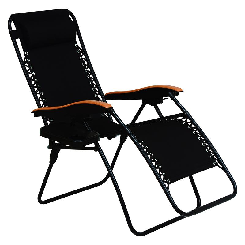 送料無料 リラックスチェアー 椅子 ブラック【LC-4058BK】, ハガグン 64fc5221