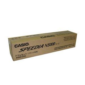 カシオ N5000-DSK ブラック 純正ドラム (N5300, N5300-SC, N5100, N5100-SC 対応)【送料無料】