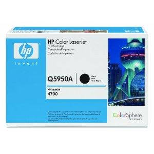 【廃盤製品】HP Q5950A ブラック 純正トナー (Color LaserJet 4700dn 対応)(アウトレット)