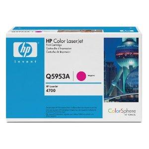 HP Q5953A マゼンタ 純正トナー (Color LaserJet 4700dn 対応)【送料無料】