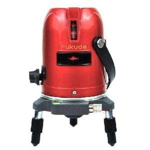 18%OFF FUKUDA フクダ 5ライン レーザー墨出し器 レーザー墨だし器 通販 驚愕のコストパフォーマンスを実現 対抗機種 KDS タジマ EK-498DP