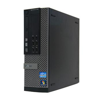 中古パソコン DELL Optiplex 990SF Windows7 Pro Core i7 3.4GHz 4GB 320GB DVDマルチ DtoDリカバリ 【中古】【デスクトップ】