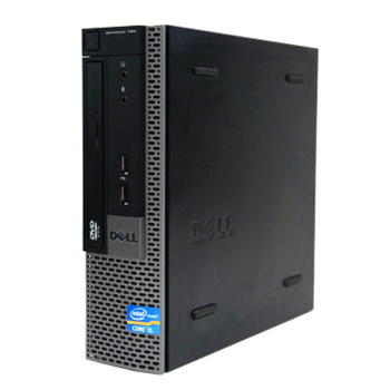 中古パソコン DELL Optiplex 790USF Windows7 Pro Core i5 2.7GHz 2GB 250GB DVD-ROM DtoDリカバリ 【中古】【デスクトップ】