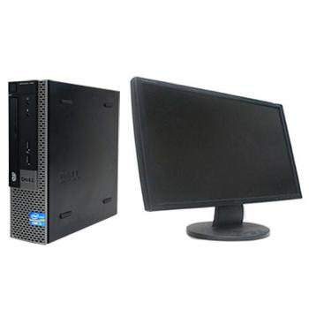 中古パソコン DELL Optiplex 790USF Windows7 Pro Core i5 2.7GHz 2GB 250GB DVD-ROM DtoDリカバリ 20インチワイド液晶 【中古】【デスクトップ】