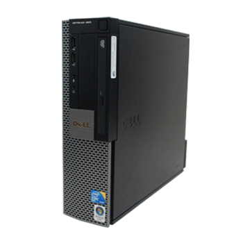 中古パソコン DELL Optiplex 960SF Windows Vista Core2Duo 2.66GHz 2GB 80GB DVD-ROM 【中古】【デスクトップ】