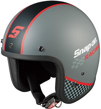 OGK FOLK SNAPON(フォーク スナップオン)バイク用ジェットヘルメット