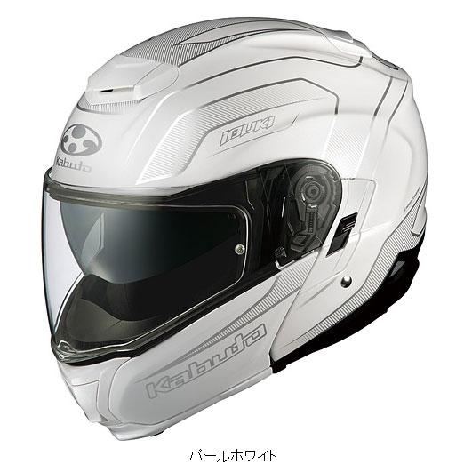 ★送料無料/特別価格★OGK(オージーケー)IBUKI(イブキ)ENVOY(エンヴォイ) サンシェード標準装備のチンオープンシステムヘルメット