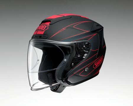 ★★SHOEI  J-FORCE IV(ジェイ-フォース 4)MODERNO(モデルノ)オープンフェイスヘルメット