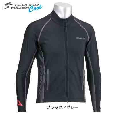 ナンカイ SDW-3039 テクノライダークールジップシャツ