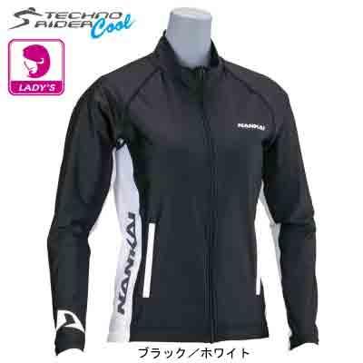 ナンカイ SDW-3040 テクノライダークールジップシャツ レディース