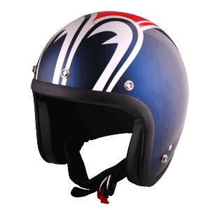 ☆送料無料☆CUSTOM 72JAMJET SP TADAO JET NV/RDジェットヘルメット
