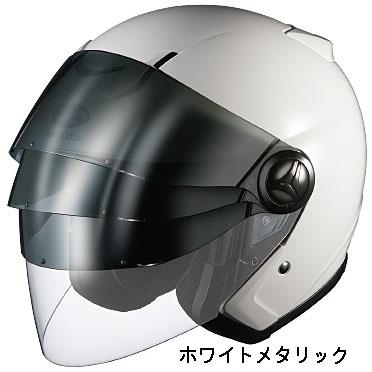 ★送料無料/特別価格★OGK(オージーケー)AFFID-J(アフィード ジェイ) サンシェード標準装備のジェットヘルメット