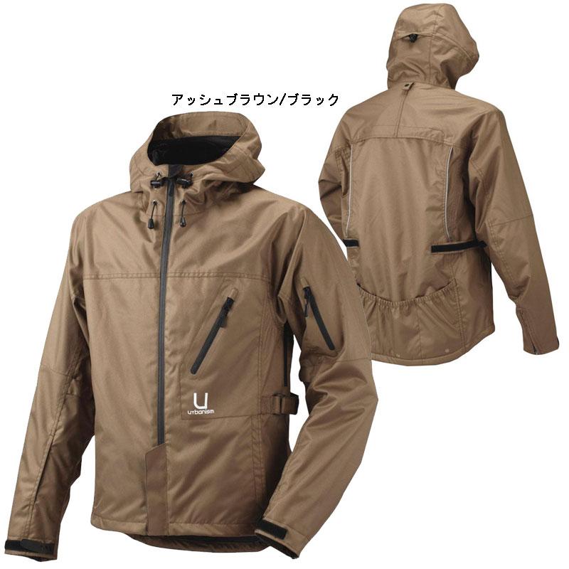 ジェーアンブル UNJ-001ウォータープルーフフーデッドジャケット