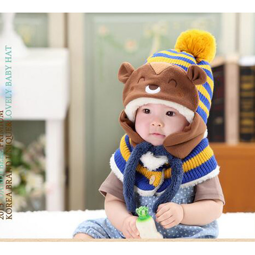 Image of: Pics Nice Baby Clothes Baby Clothes Boys Girls Knit Cap Muffler Winnies Tied Colorful Cute Gift Gifts Birthday Deals 02p01oct16 Rakuten R3garage Rakuten Ichiba Shop Nice Baby Clothes Baby Clothes Boys