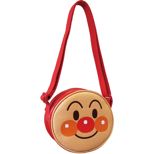 Child Bag Shoulder Anpan Man Nursery School Kindergarten Going To Present Birthday Gift Of The Baby Kids Boy Woman