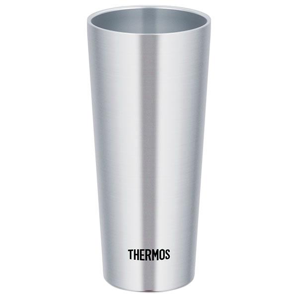 THERMOS ひんやり美味しい温度をキープ 魔法瓶構造のタンブラー サーモス 真空断熱タンブラー 訳ありセール 格安 いつでも送料無料 400ml ステンレス S JDI-400 おしゃれ ビアグラス ぬるくならない ビールタンブラー 保温 冷めない 保冷 人気