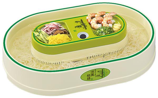 消暑开胃食品机家庭流然后棉花铃鹿故事 (nagashi 全心全意家用电池)