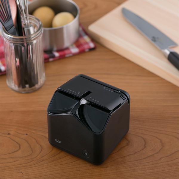 貝印 kai House 電動式包丁研ぎ器 ザ シャープナー AP5301