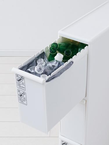 液体分馏抽屉站苗条三阶段回收站 Bin BS-3 白