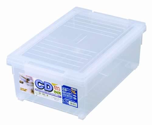 CDの整理なら ピッタリサイズの収納ケース 入れと庫 着後レビューで 送料無料 豊富な品 いれと庫 クリア ワイド CD