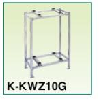 オーケー器材 二段置台 PAキーパー PAキーパー 二段置台 K-KWZ10G 溶融亜鉛メッキ仕上げ K-KWZ10G, 犬山市:e900301a --- officewill.xsrv.jp