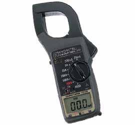 (キャッシュレス5%還元)共立電気計器 KYORITSU 2412 漏れ電流・負荷電流測定用クランプメータ