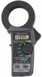 (キャッシュレス5%還元)共立電気計器 KYORITSU 2413R 漏れ電流・負荷電流測定用クランプメータ