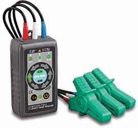 (キャッシュレス5%還元)共立電気計器 KYORITSU 8035 非接触検相器