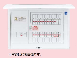 (キャッシュレス5%還元)パナソニック BQE810372B4 住宅分電盤 電気温水器・IH対応 リミッタースペースなし 37+2 100A