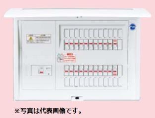(キャッシュレス5%還元)パナソニック BQE85222B3 住宅分電盤 エコキュート・電気温水器・IH対応 リミッタースペースなし 22+2 50A