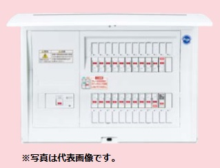 (キャッシュレス5%還元)パナソニック BQE87302B2EV 住宅分電盤 EV・PHEV充電回路・エコキュート・IH対応 リミッタースペースなし 30+2 75A