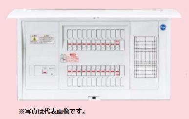 (キャッシュレス5%還元)パナソニック BQEF86182B3 住宅分電盤 エコキュート・電気温水器・IH対応 フリースペース付 リミッタースペースなし 18+2 60A