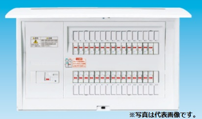 (キャッシュレス5%還元)パナソニック BQR81028 スタンダード住宅分電盤 コスモパネル コンパクト21 リミッタースペースなし 28+0 100A