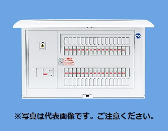 (キャッシュレス5%還元)パナソニック BQR87222 住宅分電盤 標準タイプ リミッタースペースなし 22+2 75A