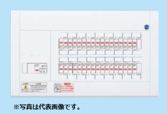 (キャッシュレス5%還元)パナソニック BQW8414 住宅分電盤 標準タイプ リミッタースペースなし 14+0 40A
