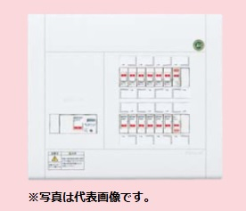 (キャッシュレス5%還元)パナソニック BQW86182B2 住宅分電盤 エコキュート・IH対応 リミッタースペースなし 18+2 60A