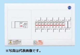 (キャッシュレス5%還元)パナソニック BQWB8510 住宅分電盤 ヨコ1列タイプ リミッタースペースなし 10+0 50A