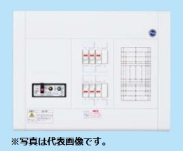 (キャッシュレス5%還元)パナソニック BQWF8362 住宅分電盤 フリースペース付 リミッタースペースなし 6+2 30A