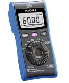 (キャッシュレス5%還元)日置電機 HIOKI DT4221 デジタルマルチメータ