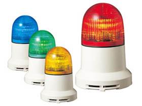 パトライト PATLITE PEW-200A-Y 小型LED表示灯 黄